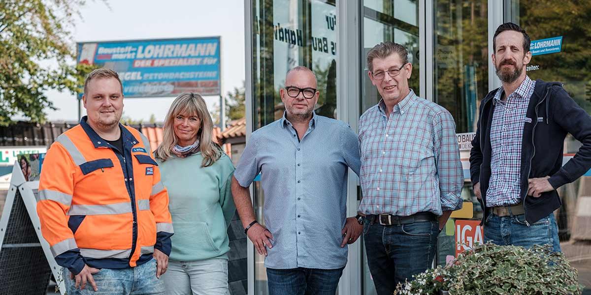 Baustoffmarkt Lohrmann